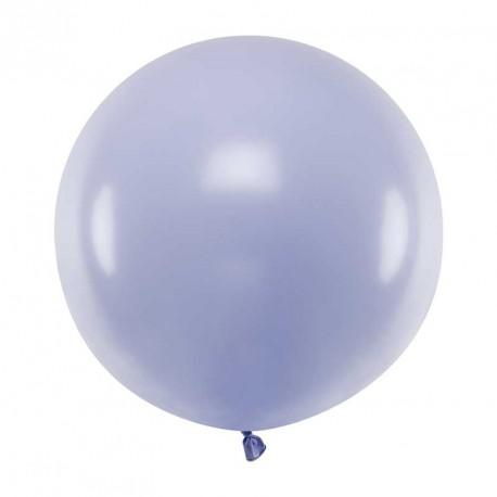 Ballon géant jumbo Lilas Pastel 60cm