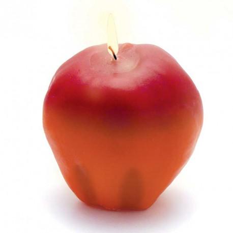 Moule en latex pour bougie en forme de Pomme