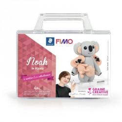 "Kit Fimo ""Koala"" pour enfants"