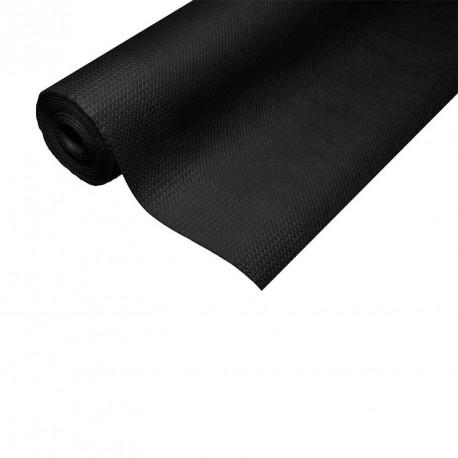 Nappe papier rouleau 20m Noir