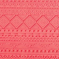 Tapis de texture 9x9cm - ethnique