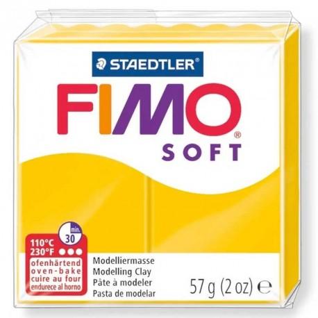 Pâte Fimo Soft madarine 57gr