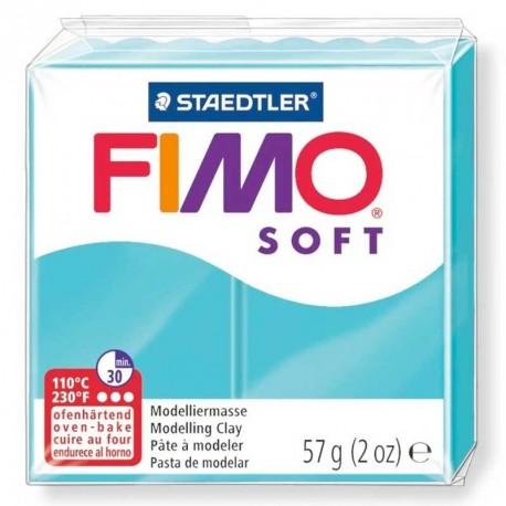 Pâte Fimo Soft menthe 57g