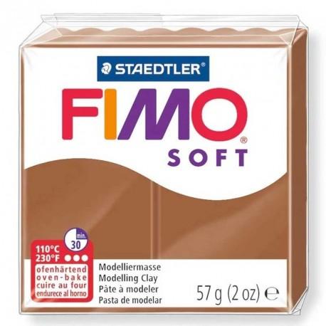 Pâte Fimo Soft caramel 57g