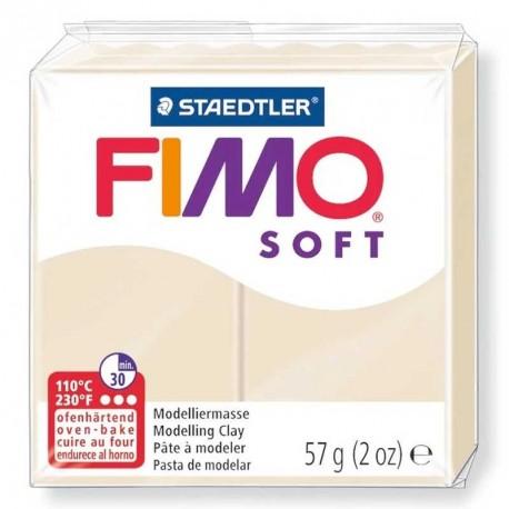 Pâte Fimo Soft sahara 57g