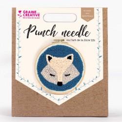 Kit punch needle renard