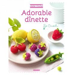 Adorable dinette - Atelier Crochet