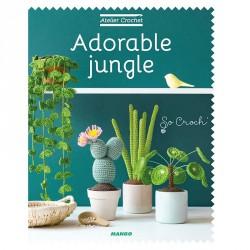 Adorable Jungle atelier crochet