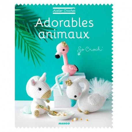 Adorables Animaux atelier crochet