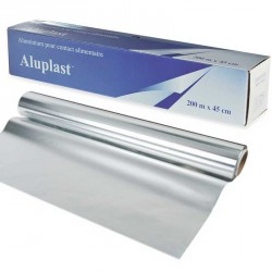 Rouleaux Aluminium 200m x 45cm qualité Pro