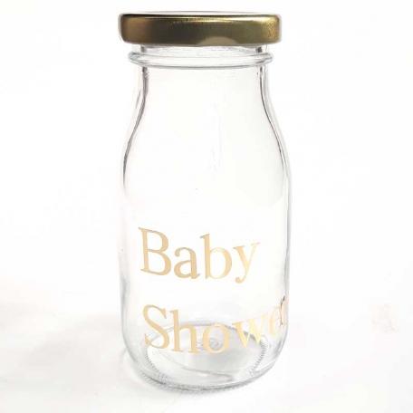 6 Pots à lait Baby Shower