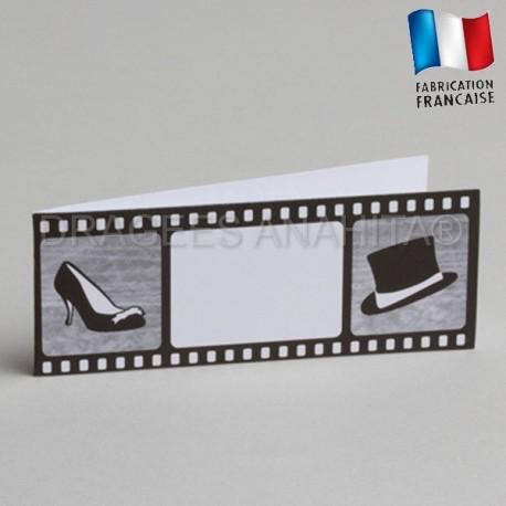 marque place  thème cinema