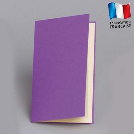 carte menu de couleur