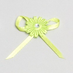 fleur verte décoration mariage