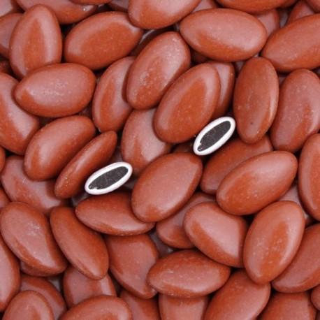 Dragées chocolat Marron 1 Kg