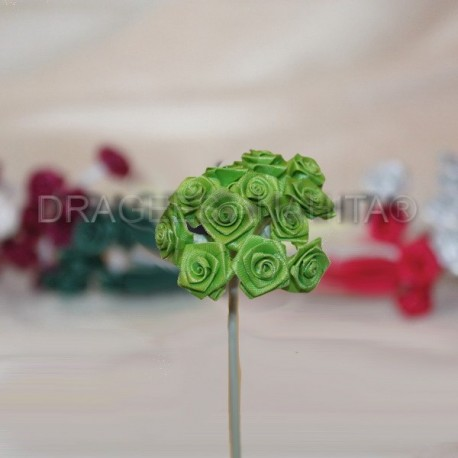 Petite Rose Verte