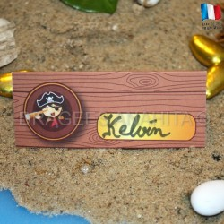 Marque place pirate