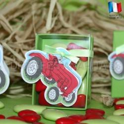 Fourreau pour dragées tracteur