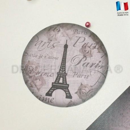 Sous verre thème Paris