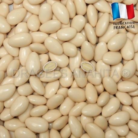Dragées amande ivoire 43% amande