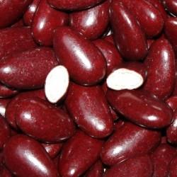 Dragées amande bordeaux 1 Kg 43% amande