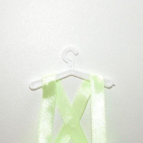 Robe à dragées verte X 5