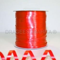 Bolduc rouge 100m x 5mm