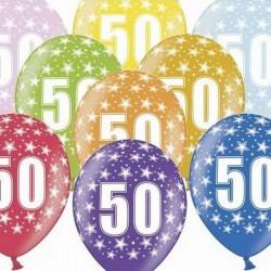 Ballon Gonflable 50 ème Anniversaire