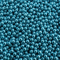 dragees Perles turquoise par 100 Grammes