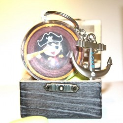 2 porte clé marin