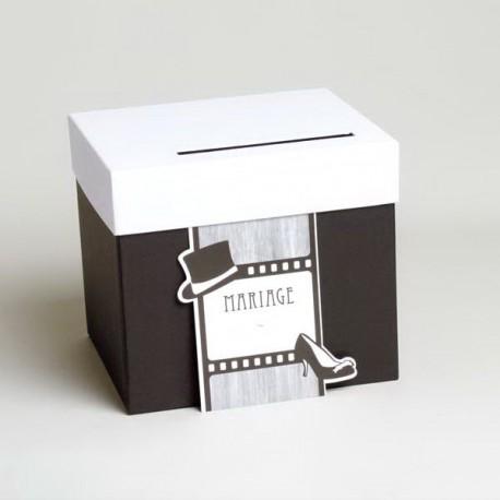 Urne thème cinema