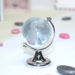 Globe cristal voyage
