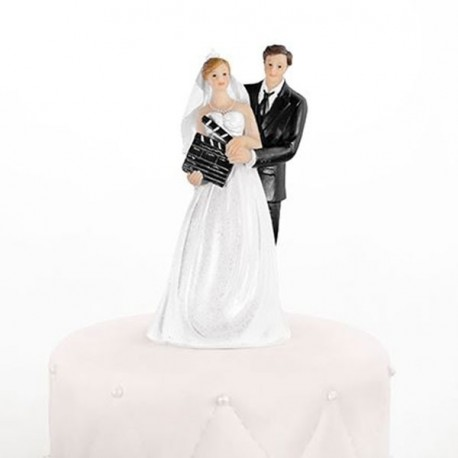Figurine de mariage cinéma