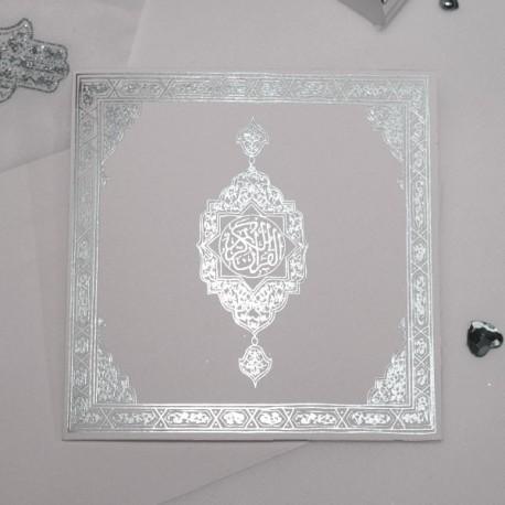 Faire part Coran - Mariage Oriental