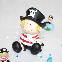 Tirelire petit pirate