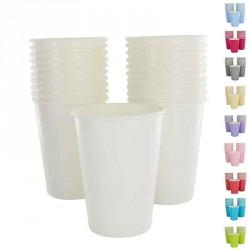 10 gobelets en cartons