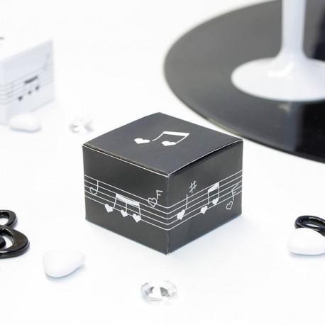 Cube à dragées thème musique