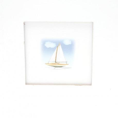 Livre d'or bateaux thème mer 44 pages