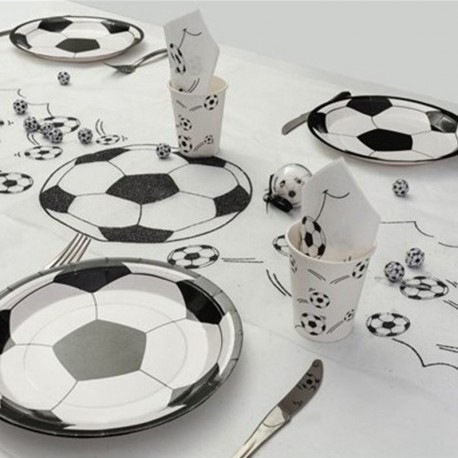 Chemin de table football
