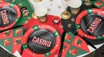 Mariage et fêtes thème casino